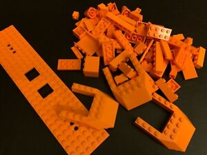 LEGO Creator Horizon Express (10233) 92339 32084 orange lot pieces Genuine Rare