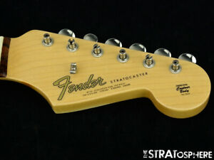 Vintage 65 NOS USA Fender Custom Shop Strat NECK + TUNERS 1965 Model