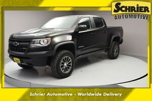 2017 Chevrolet Colorado ZR2 2017 Chevrolet Colorado ZR2 13727 Miles Black 4D Crew Cab V6 8-Speed Automatic