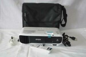 Epson - EX3260 SVGA 3LCD Projector - White     New! Free Shipping!