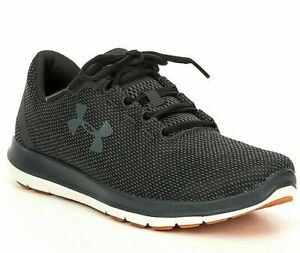 Under Armour Mens UA Remix Black Training Shoe Athletic Running Sneakers 3020345