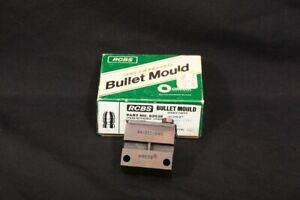 RCBS 2-Cavity Bullet Mold Mould 44-225-SWC 2nd .44 Caliber .429