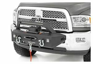Rough Country EXO Front Winch Mount System, for 14-18 Ram 2500; 31007
