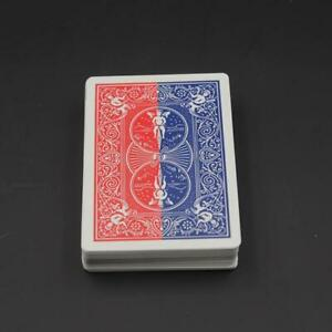 1 DECK 52 Shades Of Red Shin Lim - Card Magic Tricks