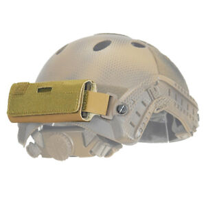 Armorwerx NVG Helmet Counterweight Kit for Crye ACH MICH Helmet