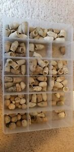 Civil war bullets Lot of 150 bullets with case. Dug some dropped fired. VA.