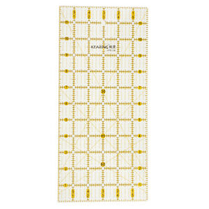 Quilting Square Rectangle Template Ruler Patchwork Tailor Quilter Tools $16.43