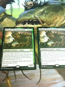 Hogaak, Risen Necropolis, Magic the Gathering, Two Available