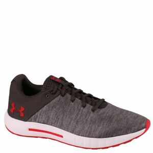 Under Armour Mens Micro G Pursuit Twist Shoes Running Sport Sneakers 3021869-400