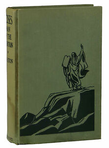 Moses Man of the Mountain ~ ZORA NEALE HURSTON ~ First Edition 1939 ~ 1st