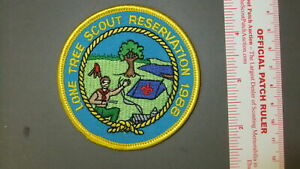 Boy Scout Lone Tree Council Reservation 3600II $13.98
