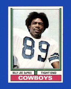 1974 Topps Set Break #277 Billy Joe DuPree NM-MT OR BETTER *GMCARDS*