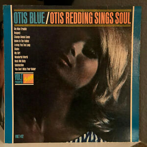 OTIS BLUE OTIS REDDING SINGS SOUL<Album Cover/Sleeve ONLY>NO Record>EX Condition