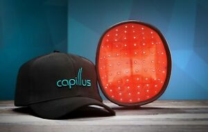 Capillus82 Portable Laser Hair Growth Cap Hat FDA Cleared Hair Loss Therapy
