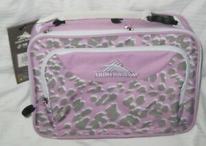 NEW Under Armour Zip Around Lunch Box TROPIC PINK Insulated Crush Resistant