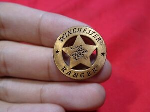 Vintage WINCHESTER Pin Hat Lapel Pin #56