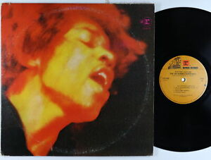 Jimi Hendrix Experience - Electric Ladyland 2xLP - Reprise VG++