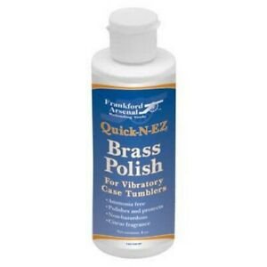Frankford Arsenal 321901 Quick-N-Ez Reload Brass Cleaning Tumbler Polish 32oz