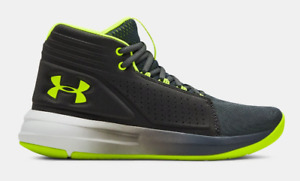 Under Armour UA Torch Mid Kids Shoe Boys Athletic Basketball Sneakers 3020428