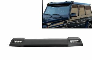 LED Front Roof Spoiler for MERCEDES G-Class W463 (1989-up) 6x6 Design