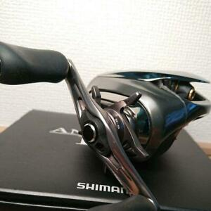 Best Shimano 16 Antares Dc Right-Handed Good Condition  Free Shipping