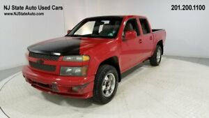 2004 Chevrolet Colorado Crew Cab 126.0