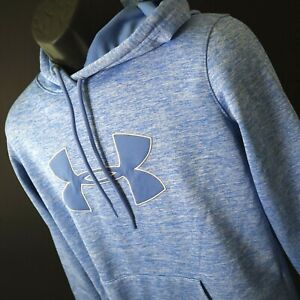 Under Armour Women's Storm Pullover Hoodie Sweatshirt Size Small Blue $15.95