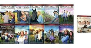 Heartland Seasons 1-11 The Complete Series DVD
