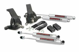 Rough Country 3 Lift Kit fits 1997 2003 Ford F150 2WD N3 Shocks $469.95