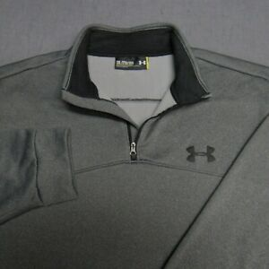 UNDER ARMOUR 14 ZIP POLY GOLF PULLOVER--2XL--WRINKLE RESISTANT--OUTSTANDING!!!