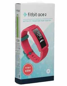 Fitbit Ace 2 Kids Activity Tracker (WatermelonTeal)