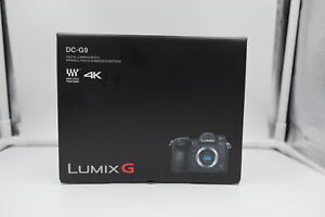 Panasonic Lumix DC-G9 Mirrorless Micro 43 Digital Camera (Body Only)