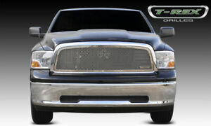 T-Rex 54457 Upper Class Mesh Grille Insert Polished Stainless Steel