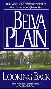 Looking Back by Plain, Belva Book The Fast Free Shipping