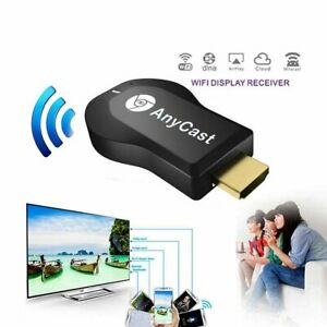 WiFi 1080P HD HDMI TV Stick AnyCast DLNA Wireless Miracast Airplay Dongle US