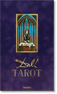 Dali. Tarot by Johannes Fiebig English Free Shipping $43.26