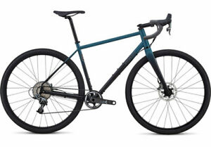 2018 Specialized Sequoia Expert  Black Tropical Teal Fade 56