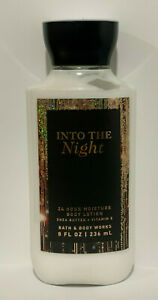 Bath And Body Works Into The Night Shea & Vitamin E Body Lotion 8 oz NEW