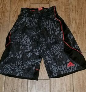 Mens Adidas Climalite Performance Camo Graphic Running Workout Shorts Size Small
