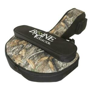NEW OMP Bone Collector Compact Crossbow Case BlackRealtree Edge Camo Xbow