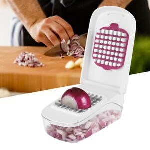 Kitchen Pressing Food Chopper Cutter Slicer Peeler Dicer Vegetable Cheese Tools
