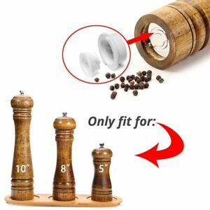 Ceramic Grinder Core Salt Pepper Mill Blades Replacement Parts 3 Pack Spices NEW