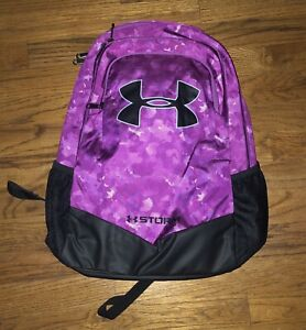NEW Under Armour Storm Backpack Purple 1277422 665 & FREE SHIPPING! $29.99