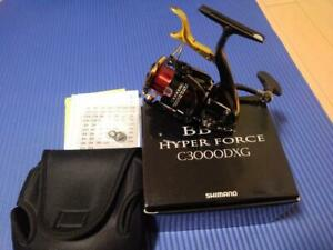 488 FS Beautiful goods 17 BB-X Hyperforce C3000DXG Shimano   Ship from Japan