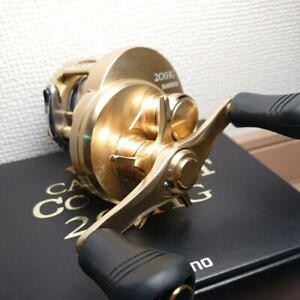 351 FS Beautiful goods Shimano current 15 Calcutta Conquest 201HG left j6