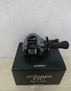 165 FS Shimano 18 Antares DC MD XG light handle beautiful goods   Ship from
