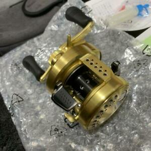 149 FS Shimano Calcutta Conquest 201HG beautiful goods   Ship from Japan