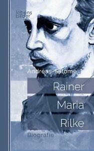 Rainer Maria Rilke by Lou Andreas salome German Paperback Book Free Shipping