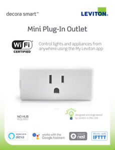 Outlet Plug-In Wifi 15A