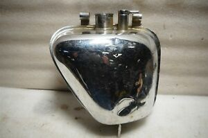 1967 TRIUMPH T120R BONNEVILLE TR6 TROPHY 650 UNIT OIL TANK VB65